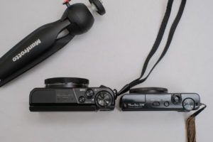 S95と厚みの比較