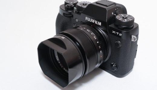 Canon(フルサイズ一眼レフ)からFUJIFILM(ミラーレス)に乗り換えたきっかけ